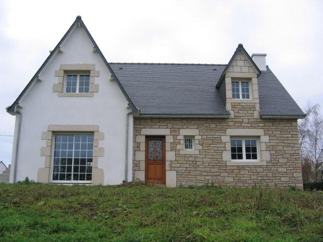 encadrements en granit dans maison bio brique atp sp cialiste en taille de pierre dans le. Black Bedroom Furniture Sets. Home Design Ideas